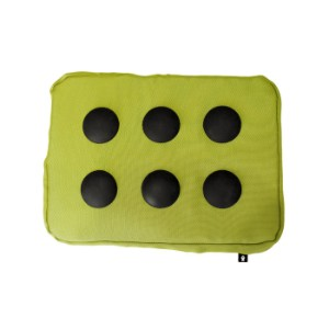 Surfpillow Limegreen Oberseite